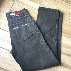 Vintage Tommy Hilfiger Black freedom Jeans